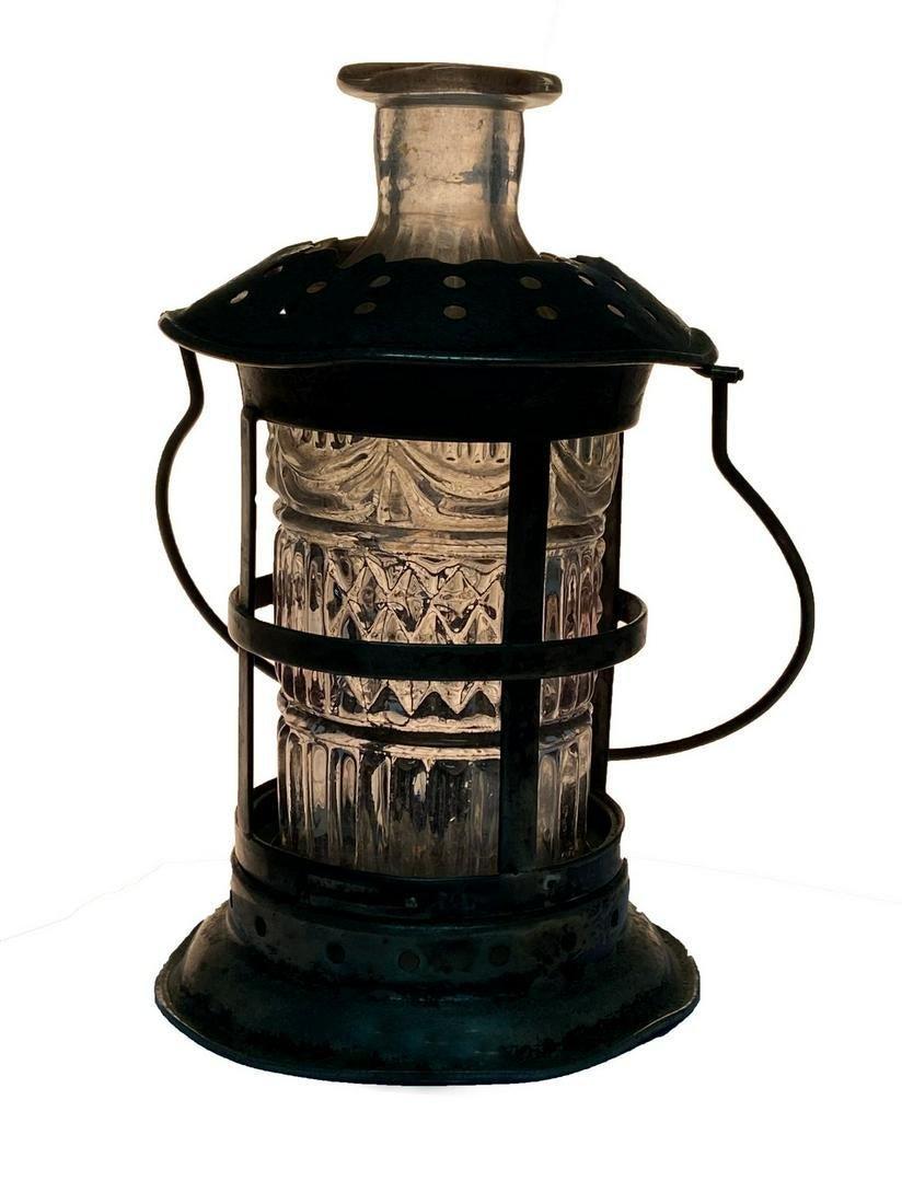 Perfume Bottle Lantern