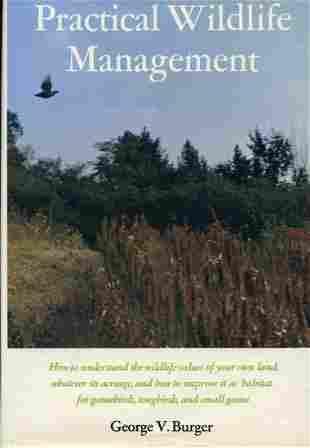 Book Practical Wildlife Management