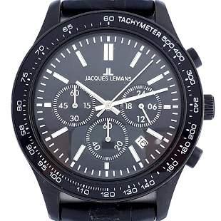 Jacques Lemans Chronograph Ref114684 Men