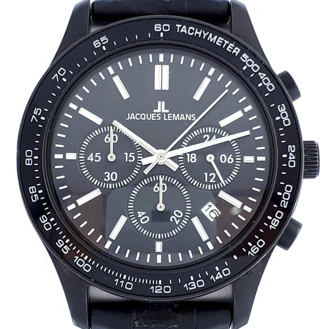 Jacques Lemans - Chronograph - Ref:-114684 - Men -