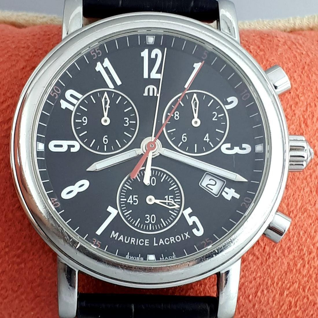 Maurice Lacroix - Les Classiques Chronograph -