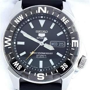 Seiko - 5 Automatic Mens Sports - Men - 2011-present