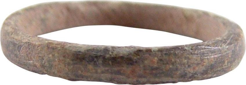 ANCIENT VIKING WEDDING RING C.850-1050 AD JEWELRY SIZE