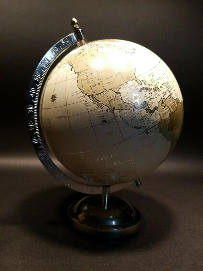 World Desk Globe