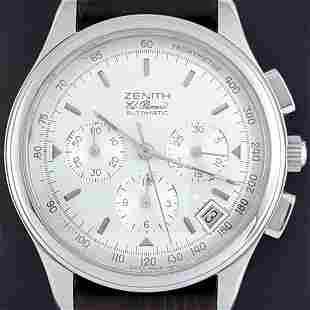 Zenith El Primero Chronograph Automatic Ref 9001