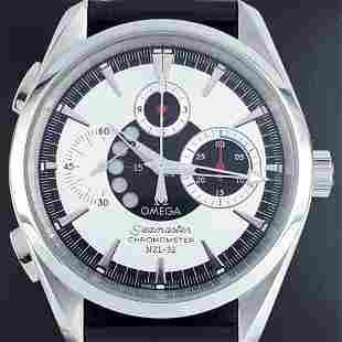 Omega - Seamaster Aqua Terra NZL-32 , Chronograph -