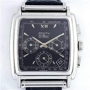 Zenith - El Primero Chronograph - Ref: 90 01 0420400 -