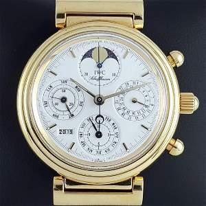 IWC - Da Vinci Perpetual Calendar 18K Gold - Men -