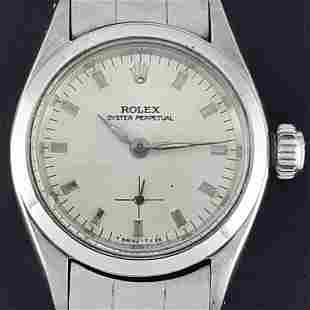 Rolex Oyster Perpetual Ref 6503 Women