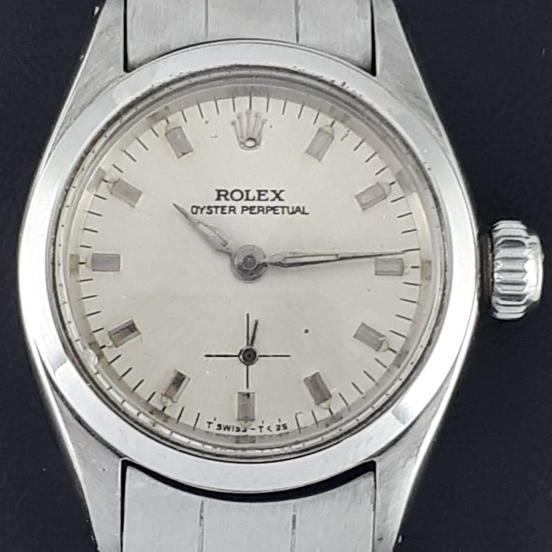 Rolex - Oyster Perpetual - Ref: 6503 - Women -