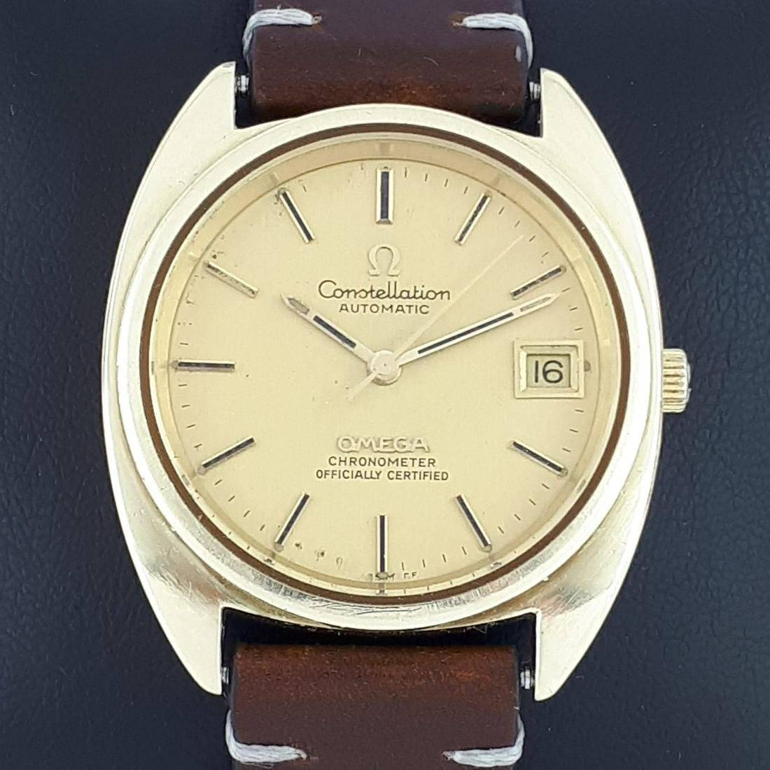 Omega - Constellation Automatic - Ref: 168.0056 - Men -