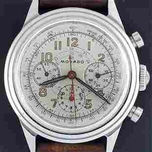 Movado - Vintage M95 Manual Chronograph - Men -