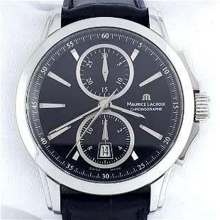 Maurice Lacroix - Pontos Chronograph Automatic - Ref: