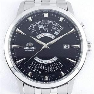 Orient International Multi Year Calendar Automatic