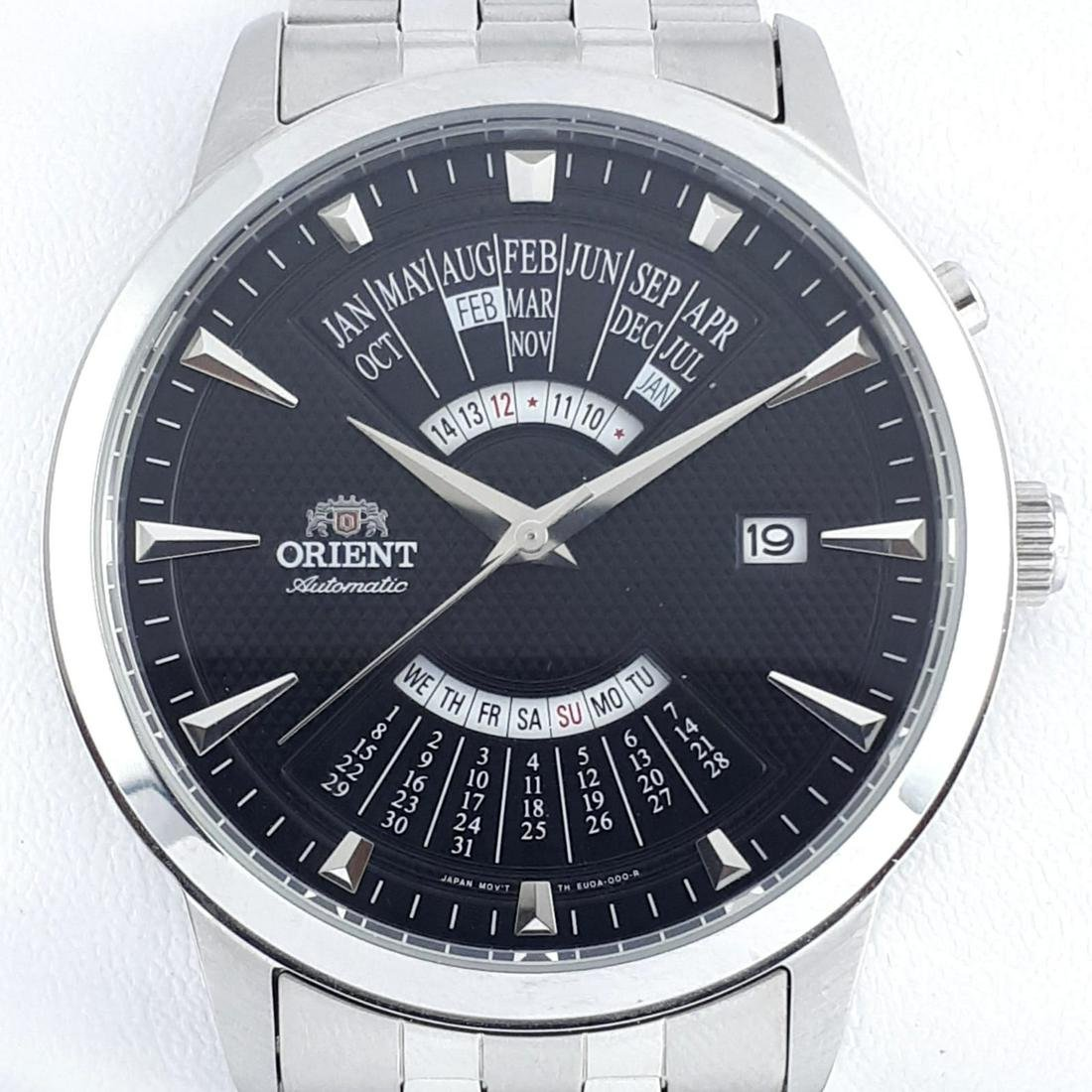 Orient International - Multi Year Calendar Automatic -