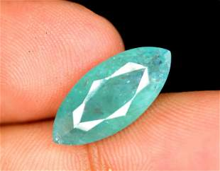 470 cts Rare Grandidierite Facet Gemstone From