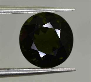 155 Carats Round Cut Green Tourmaline7x7x5 mm