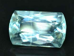 685 cts Natural Cut Aquamarine Gemstone from Pakistan