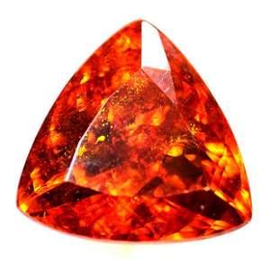 18.64 Cts Attractive Trillion Sphalerite