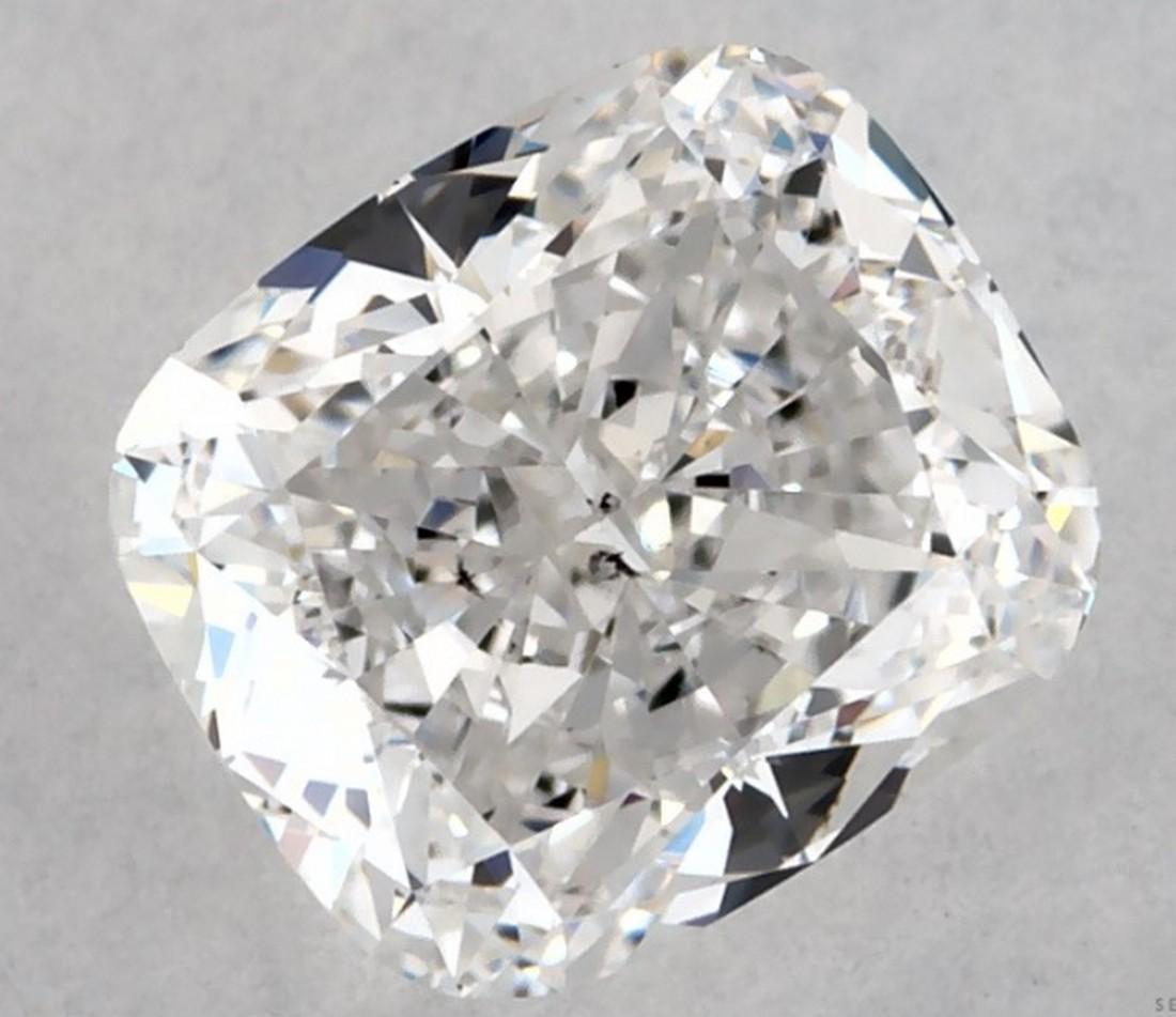 GIA CERT 1.02 CTW CUSHION DIAMOND FSI1