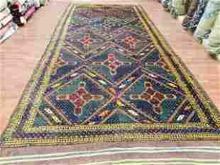 Antique Turkoman Beshir Gallery Size1701