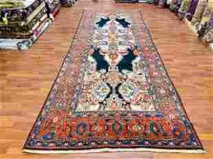 Antique persian Malayer Kaleh rug3295