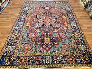 Antique persian Heriz Rug-4708