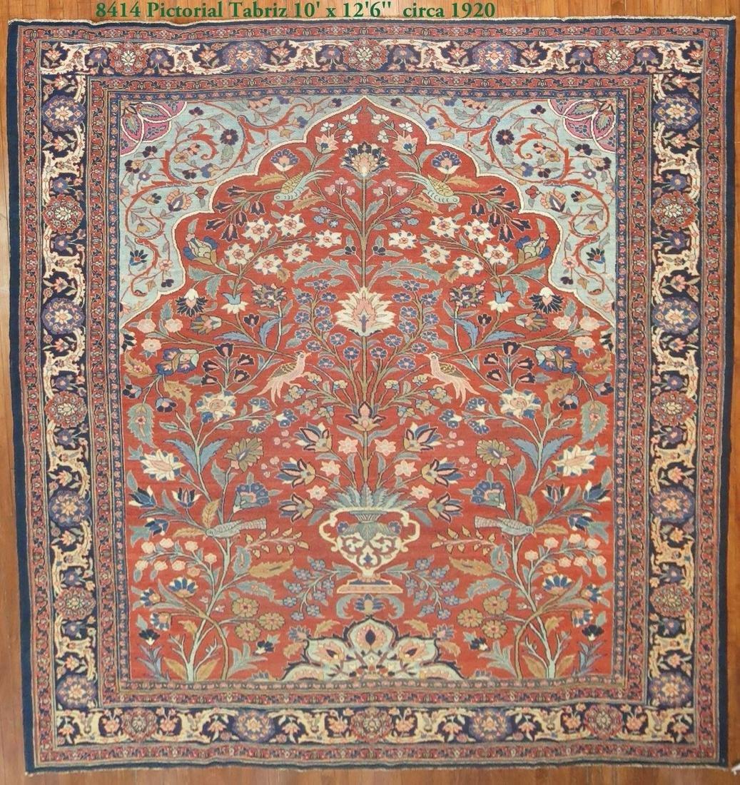 Pictorial Tabriz