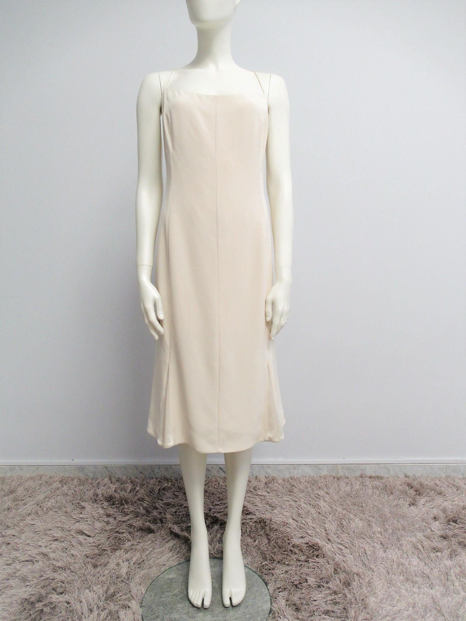 """Mireia Bisbe"" dressed in pure silk size XL"