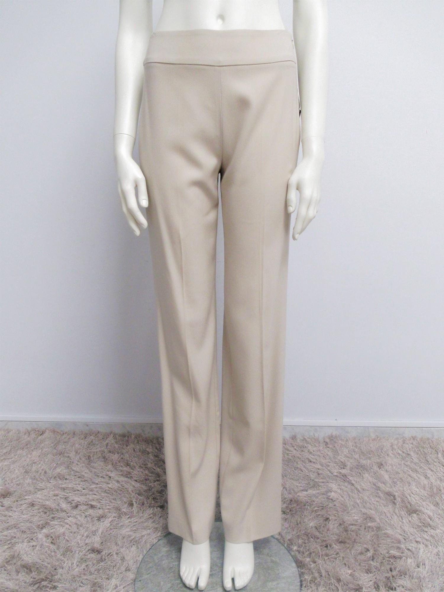 """Rena Lange"" virgin wool trousers size S"