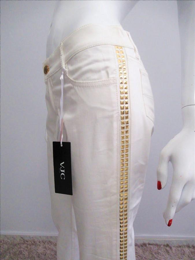 """VJC Versace"" cotton trousers size XS"