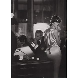 RICHARD AVEDON - Carmen wearing Patou, 1957