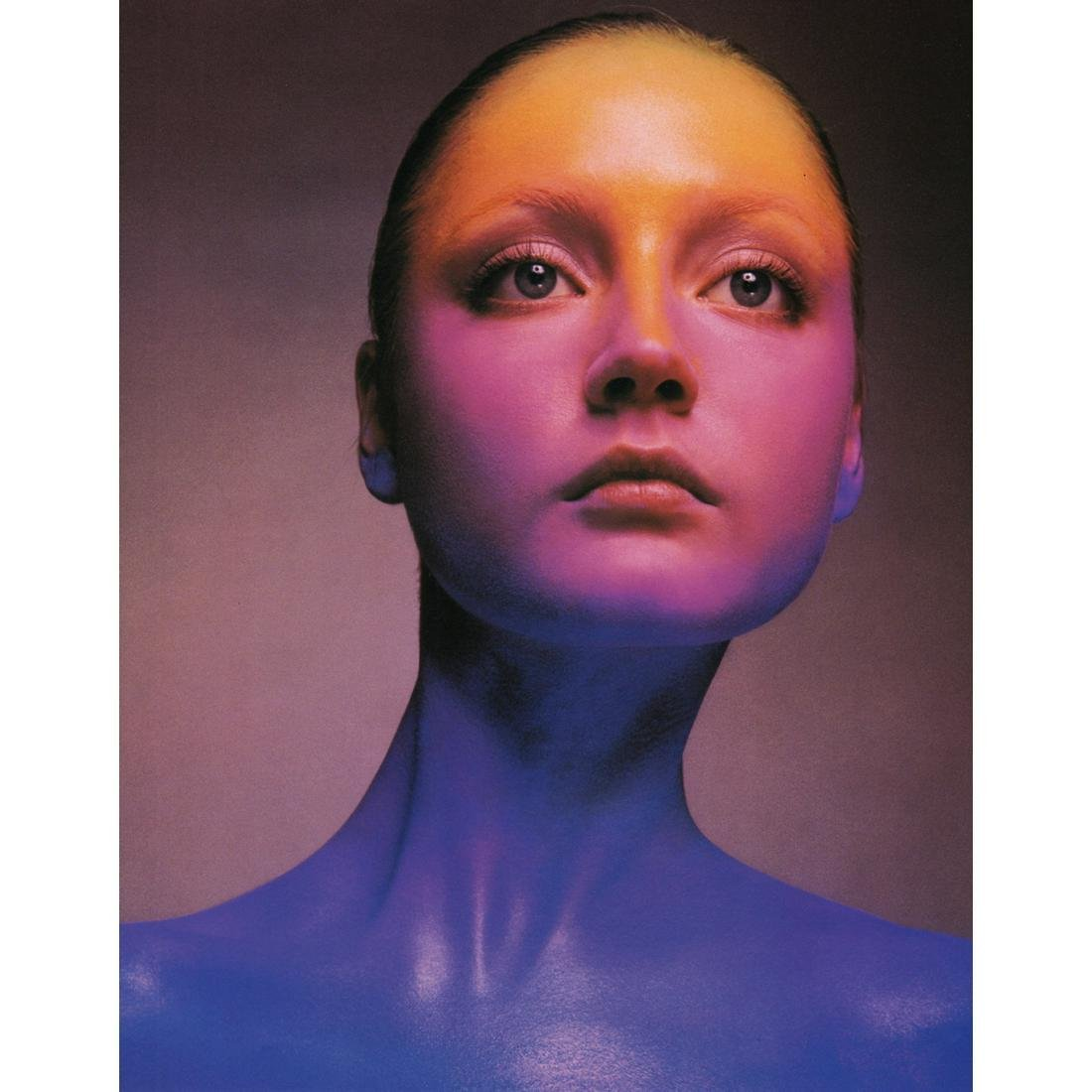 RICHARD AVEDON - Ingrid Boulting, model, Paris