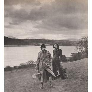 CECIL BEATON - Lady Anglesey & her daughter Caroline