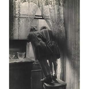 BILL BRANDT - At the Window