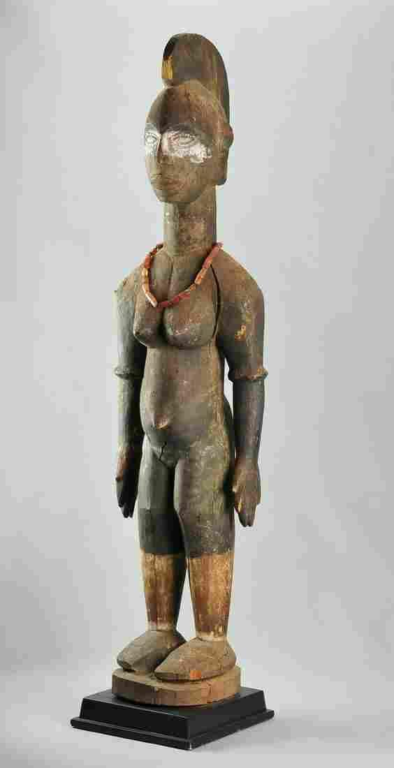 Large IBO Alusi Figure statue sculpture Igbo Nigeria