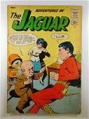 Adventures of The Jaguar #12