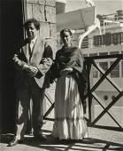 Manuel Alvarez Bravo, Diego Rivera, Frida Kahlo Return