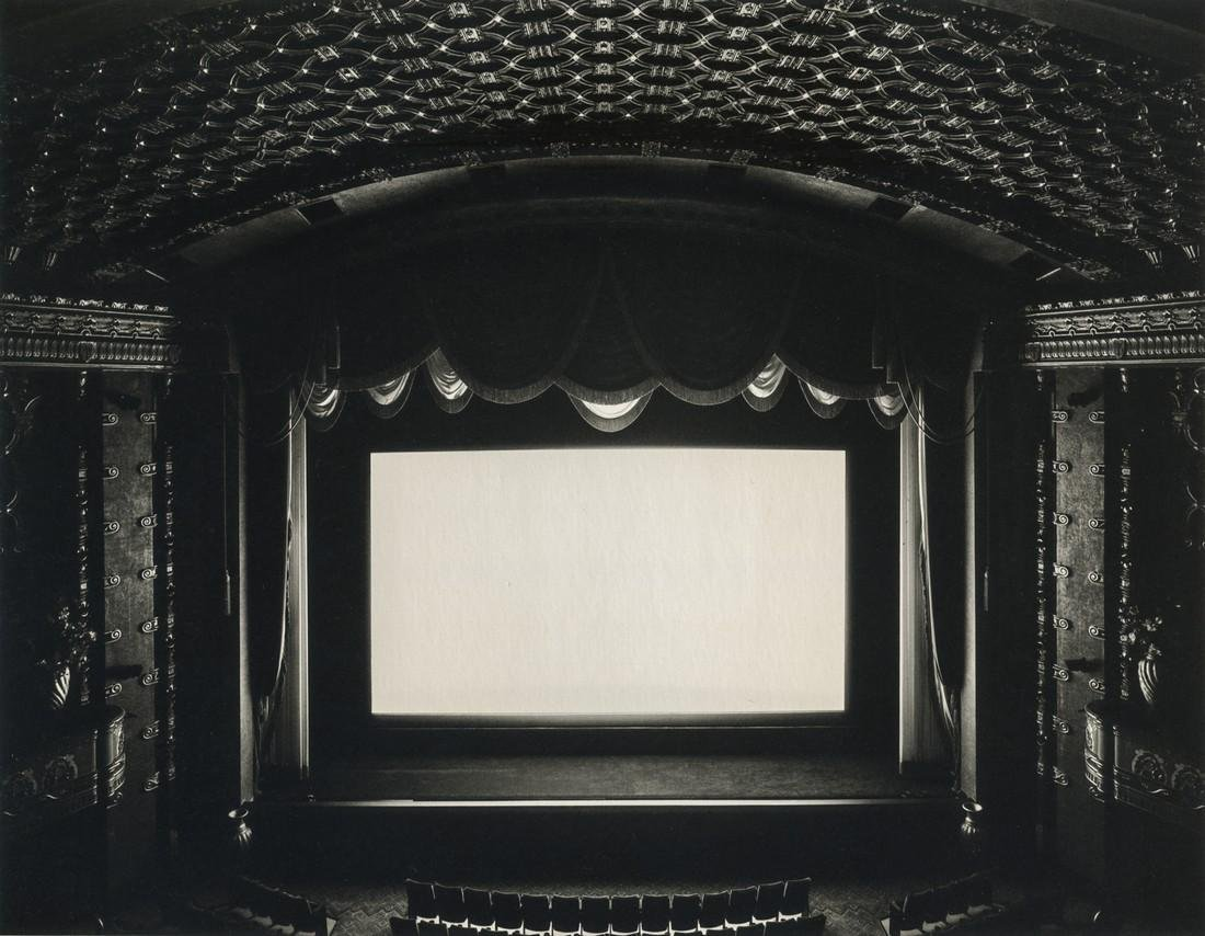 Hiroshi Sugimoto, El Capitan, Hollywood, 1993