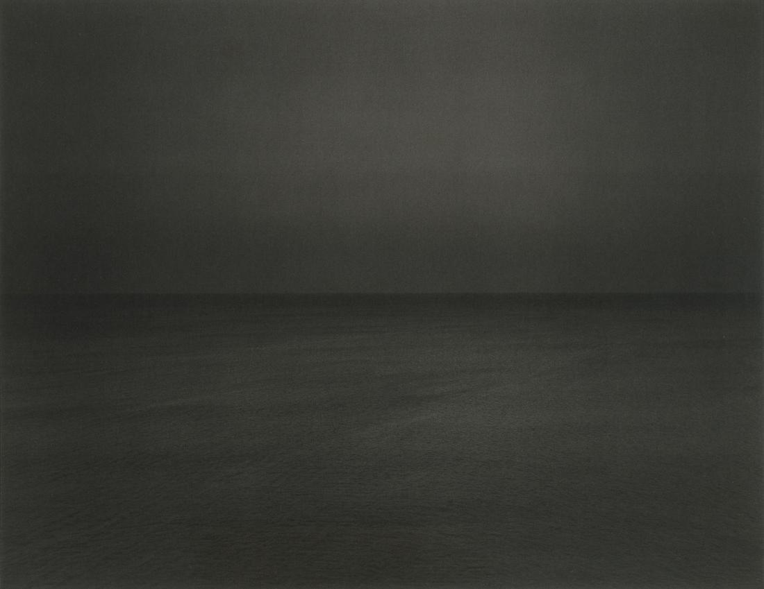 Hiroshi Sugimoto, South Pacific Ocean, Tearai, 1991