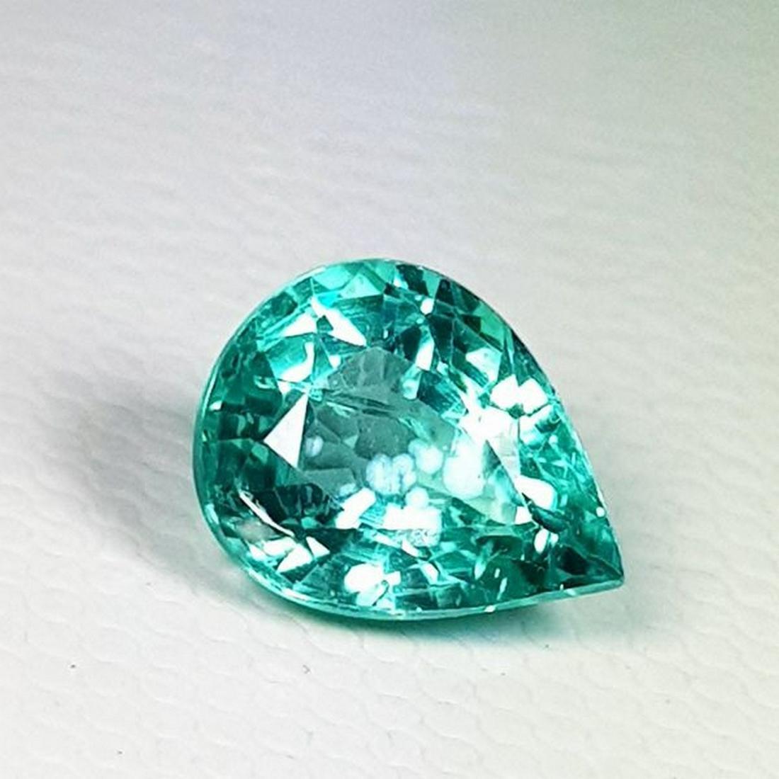 2.13 ct Natural Green Apatite