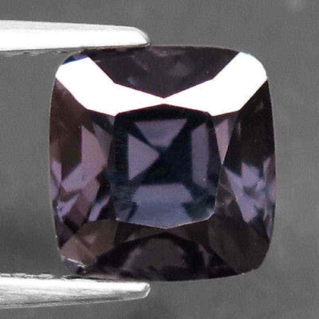 3,22 ct Natural Deep Purple Spinel 3,22 ct