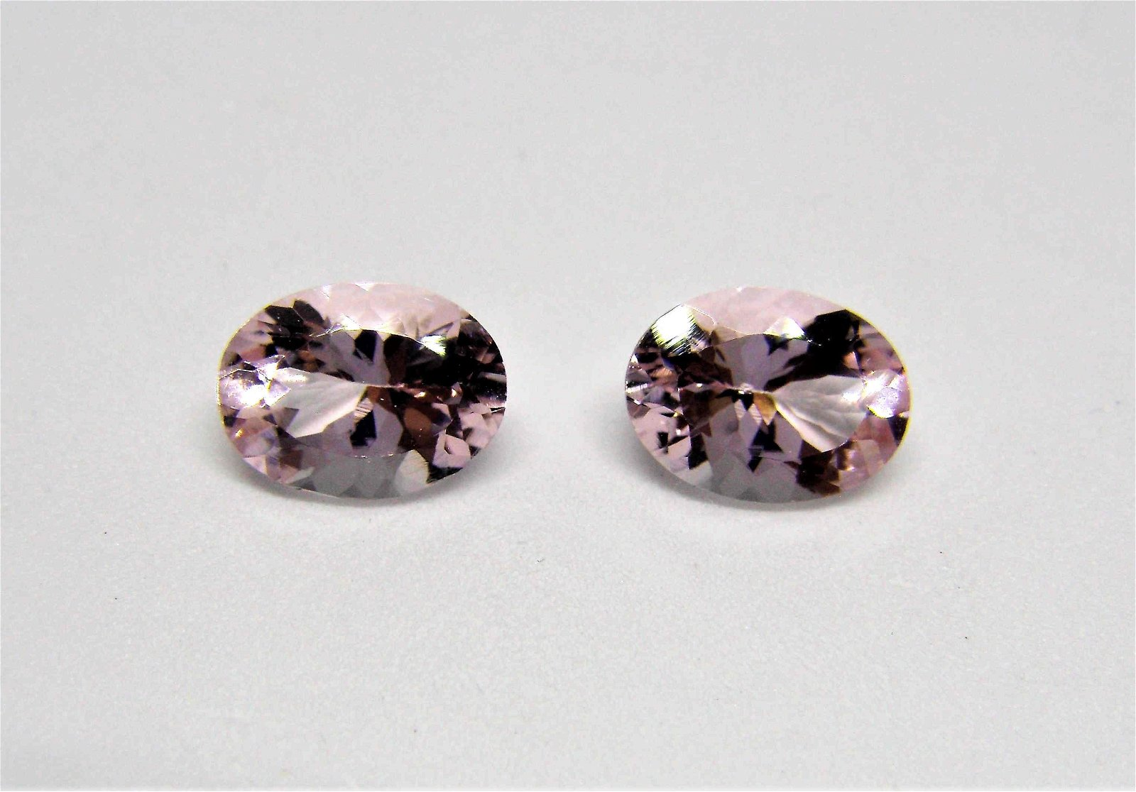 Morganite Pair - 2.15 ct