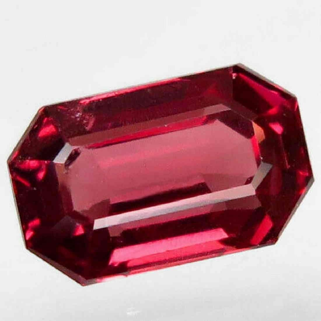 2,64 ct Natural Top Red Spinel 2,64 ct