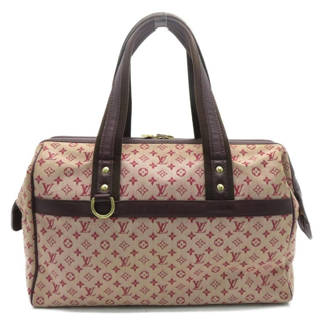 Louis Vuitton   Josephine Gm Shoulder Bag Mini Monogram