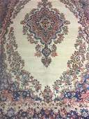Semi Antique Hand Woven Persian Kermen 14x97