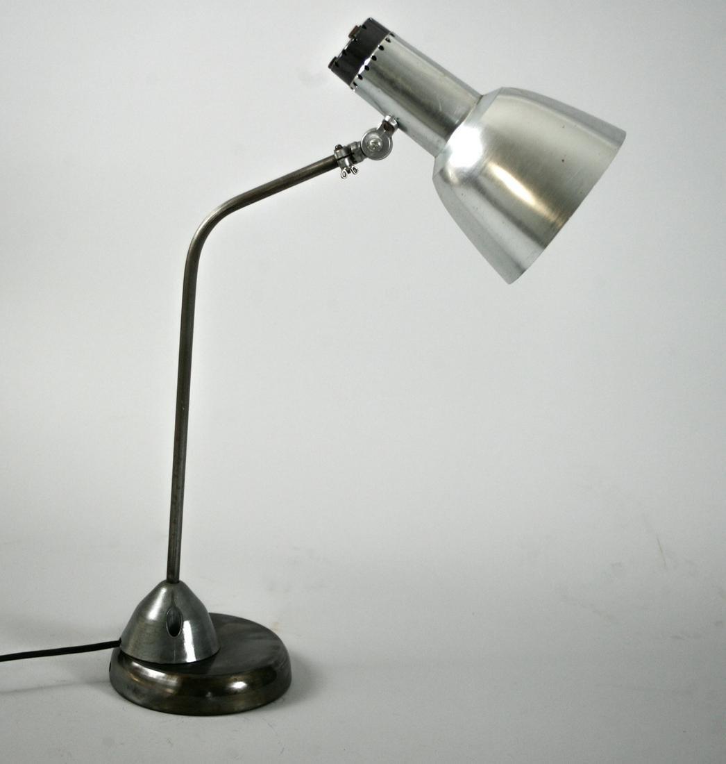 Guariche cocotte style desk mid century task lamp