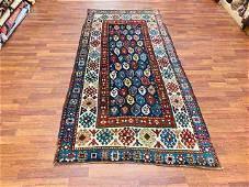Dated Antique Talish Caucasian Rug-