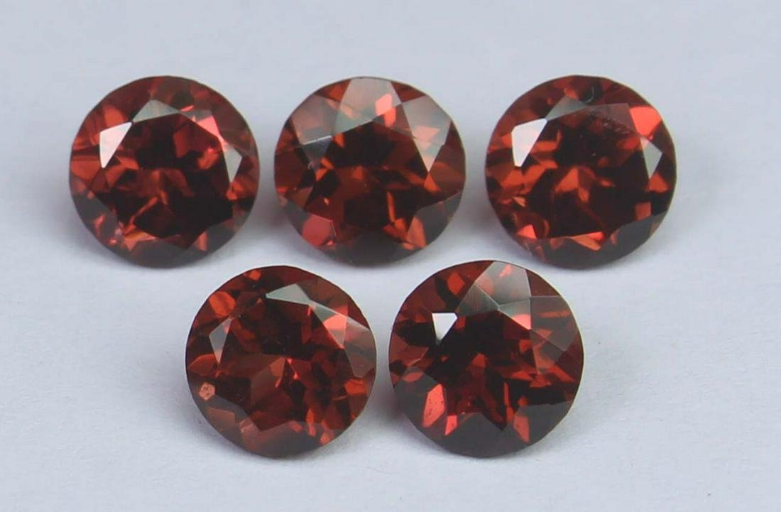3.10 Cts Natural Almandite Garnet Lot