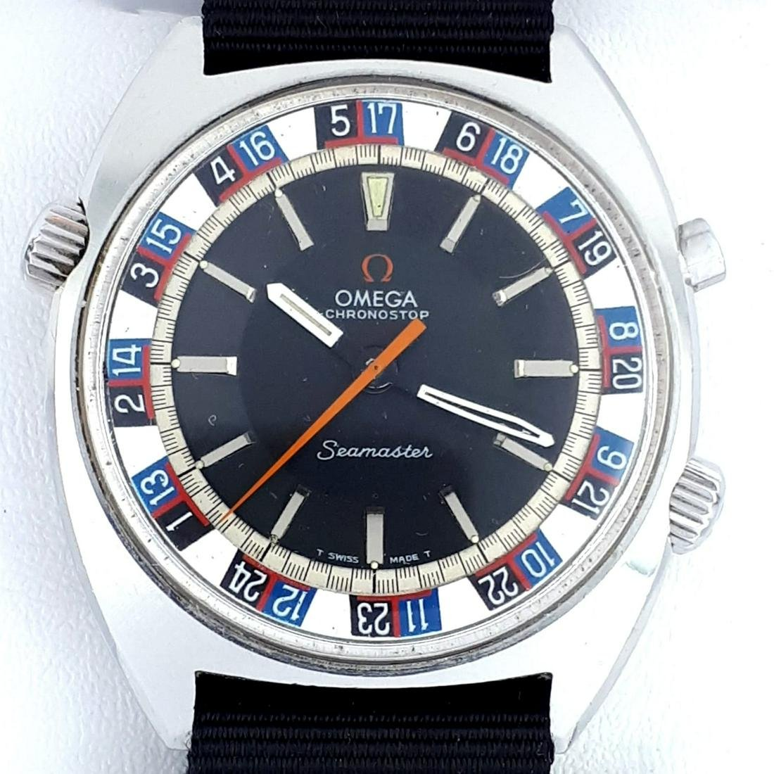 Omega - Seamaster Roulette - 145008 - Men - 1970-1979